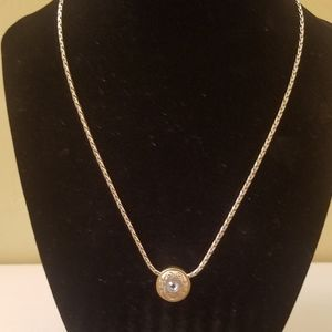 Brighton reversible necklace